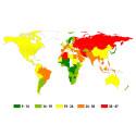Sverige bland säkraste länderna för nätsurfare