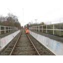 Abbey Line successfully reopens after four week closure