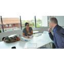 Stort internationellt intresse för GSP Inkubator