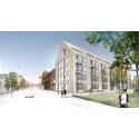 LKF bygger nya attraktiva lägenheter i centrala Lund