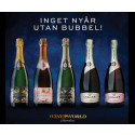 Vi ger dig våra bästa bubbeltips till tolvslaget!