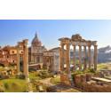 Forum Romanum, Rooma, Italia