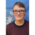 Kristian fra Haugesund blogger for FN