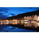Lys og varme til Bergen