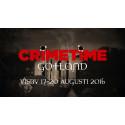 Peter Robinson, Camilla Läckberg, Arne Dahl med flera klara för deckarfestivalen Crimetime Gotland 2016