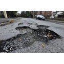 SHOCKING BACKLOG OF POTHOLES FOUND FROM FOI REQUESTS