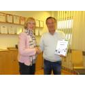 Eigenbrodt ingår samarbete med filtertillverkaren Mann+Hummel