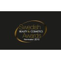 Swedish Beauty & Cosmetics Awards 2015