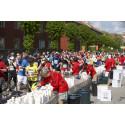 800 000 muggar i GöteborgsVarvet