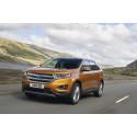 Ford med fokus på Edge, Ranger,  AWD og høyytelsebiler i Frankfurt