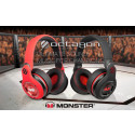 Monster Octagon UFC-hörlur Pure Monster Sound