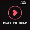 Lyssna på spellistan Play To Help – Filtr skänker pengar till välgörenhet