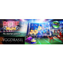 Yggdrasil Gaming lanserar - Reef Run!