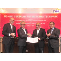 TM Develops a Purpose-Built Data Centre and Invests in Nusajaya Tech Park