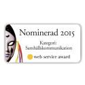 Arboga kommun är nominerad till en av Sveriges bästa webbplatser