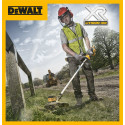 Cordless Power for landscaping professionals: DEWALT® launches XR® Brushless 18V landscaping range.