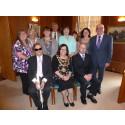 Mayor welcomes volunteers honoured by the Queen