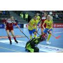Edbergs målsuccé i Euro Floorball Tour