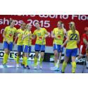 Svanström punkterade matchen - då drog Sverige ifrån