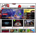Brand Website - Lucky31 - Lobby