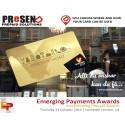 PRESEND och Valitor är nominerade till Best Global Prepaid Gift Programme.