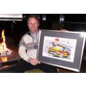 Petter Solberg kåret til  Årets Bilsportsutøver 2014