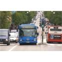 Kortare restider och minskad trängsel under Pilotprojektet för Buss 4