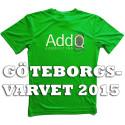 AddQ är startklara inför GöteborgsVarvet 2015 nu på Lördag