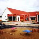 Invigning av Arrie förskola den 18 september