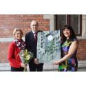 Preem tilldelas Träkronan för satsningen på skogsråvara