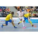 Palmén och Pettersson gladde när Sverige slog Schweiz