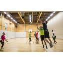 Basket Mix på IKSU sport