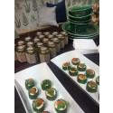 Känd kock tar fram unik örtblandning - exklusivt för Marbodals monter på Möbelmässan