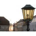 Helhetslösning för bättre gatljus