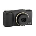 Ricoh GR II Premium Kit, kamera med farvet ring