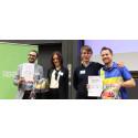 Världsmästare i bowling vann höstens Startup Camp