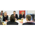 Tieturin aamiaisseminaarissa puhuttiin työn tuottavuuden lisäämisestä osaamisen avulla