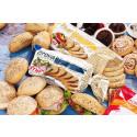 Glutenfrie bageriprodukter fra Fria nå på Rema 1000