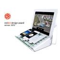 Upptäck LEITZ Multiladdare för mobila enheter, vinnare av Red Dot Design Award 2013