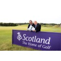 Scotland celebrates a golfing year to remember