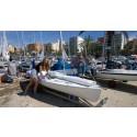 FIN 141 Rosa & Rose jatkavat kilpailukautta Palma de Mallorcalla
