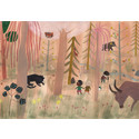 Skogen av Sara Gimbergsson