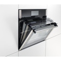 Elegant, nyt lukkesystem på Gorenjes ovne og komfurer