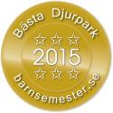 Kolmården - bästa djurpark i Norden 2015