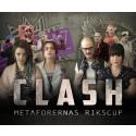 """Metaforernas rikscup på Moriskan 19/11 """"CLASH – Med metaforen som vapen och äran som drivkraft"""""""