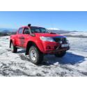 Nokian Renkaat ja Arctic Trucks taltuttavat yhdessä maailman vaativimmat talvikelit