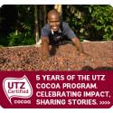 UTZ en av Nestlés partners för hållbar kakao