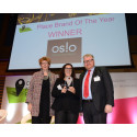 "Oslo kåret til ""Place brand of the Year"""