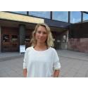 Josefin Nilsson, lärare och kvalitetsutvecklare i Örebro kommun. Foto: Örebro kommun