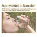 AZAD NEWS (Middle East): QNET STRESSES IMPORTANCE OF STAYING HYDRATED DURING RAMADAN